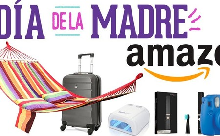 5 ideas rebajadas sólo hoy en Amazon para regalar en el Día de la Madre