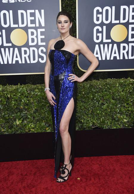 Shailene Woodley globos de oro 2020