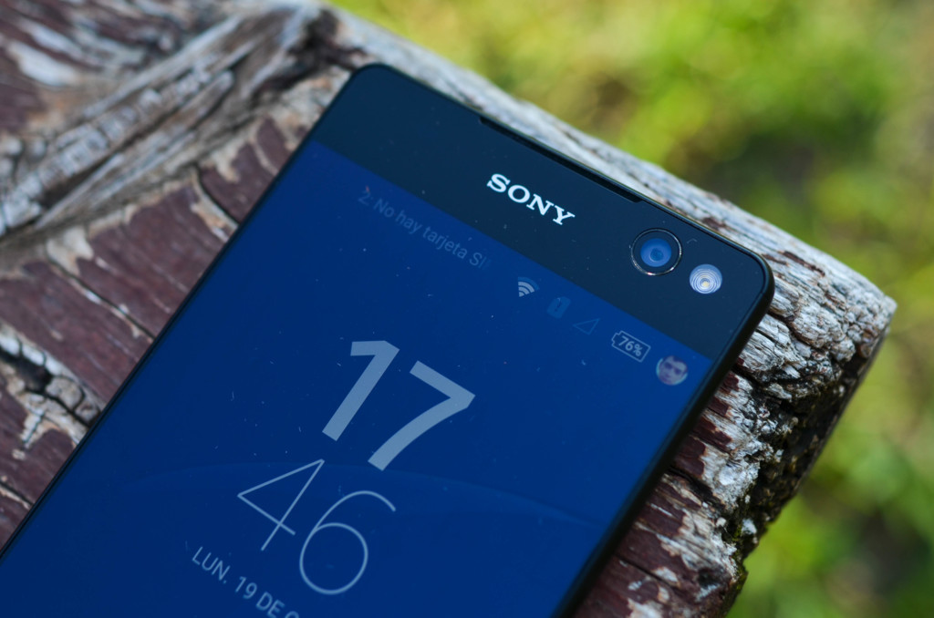 Sony Xperia Dual Camera C5 Front