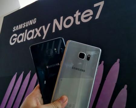 Samsung Galaxy Note 7, primeras impresiones