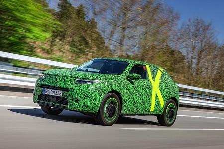 El Opel Mokka-e es el nuevo SUV eléctrico del Grupo PSA, y ya se encuentra en fase de pruebas