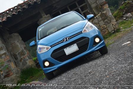 Hyundai Grand I10 Automatico 4