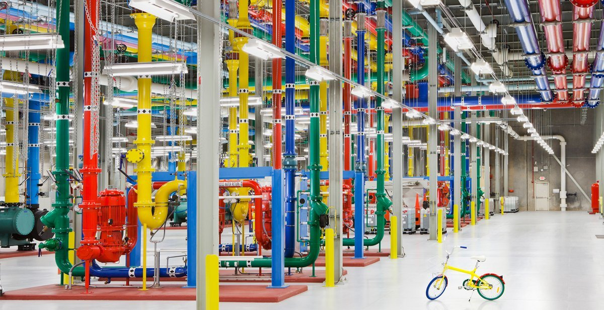 Foto de Las entrañas de Google (5/11)