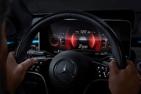 Mercedes Benz Clase S Pantalla