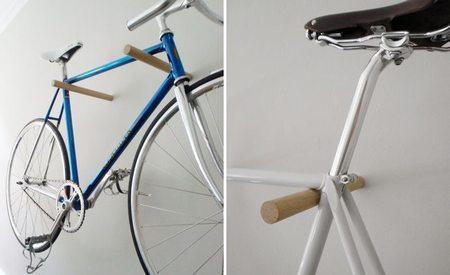 Soporte bicicleta minimalista - 2