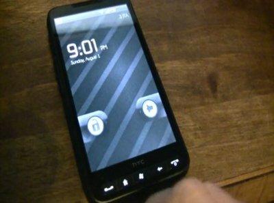 HTC HD2 recibe una ROM Android 2.2 bastante operativa