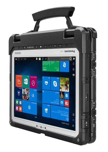 Tablet Pk Attached Convertible Carry