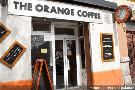 Restaurante The Orange Coffee, las apariencias engañan
