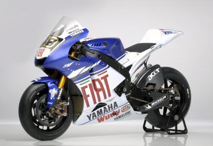 Yamaha YZR M1, la reina de esta temporada