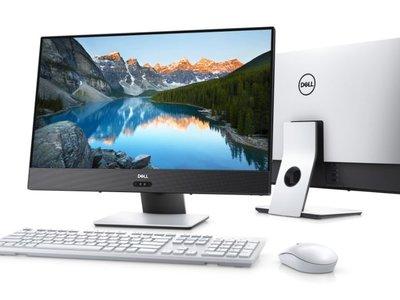 Los nuevos ordenadores todo en uno de Dell apuestan por AMD Ryzen y pantallas sin marcos