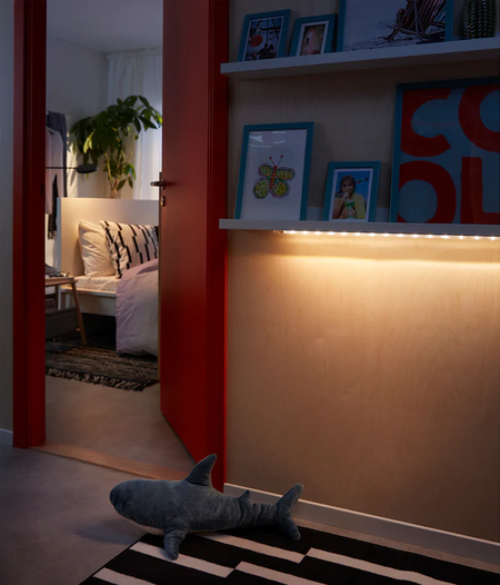 Ikea iluminación LED