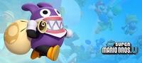 Nuevo vídeo del 'New Super Mario Bros. U' con Caco Gazapo haciendo de las suyas