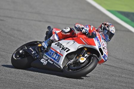 Andrea Dovizioso Motogp Catalunya 2017 4