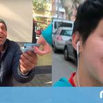El chaval que le dio galletas con dentífrico a un sintecho representa todo lo que está mal con los youtubers