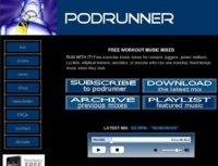 La mejor música para ejercitarte en Podrunner