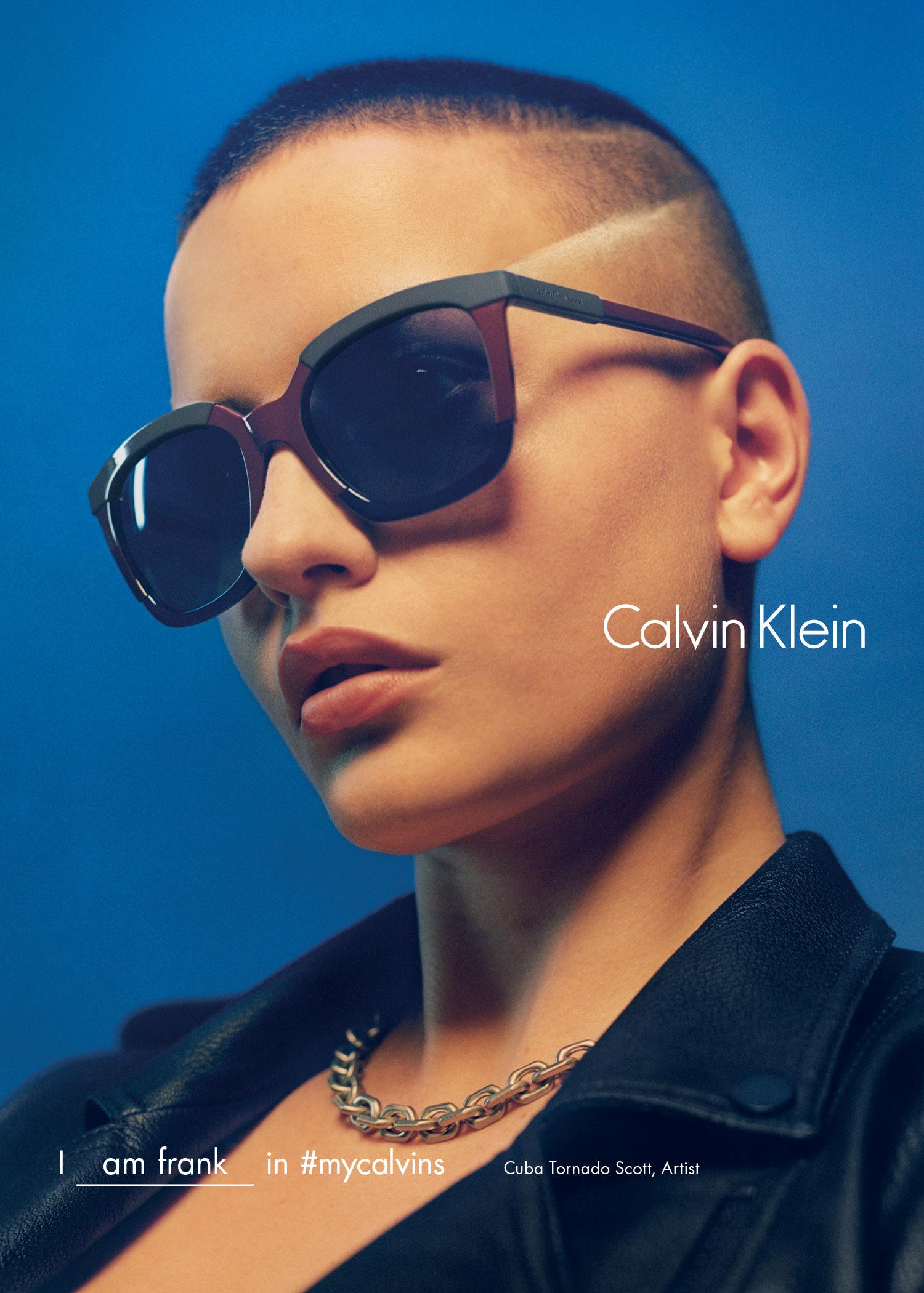 Calvin Klein Otoño 2016