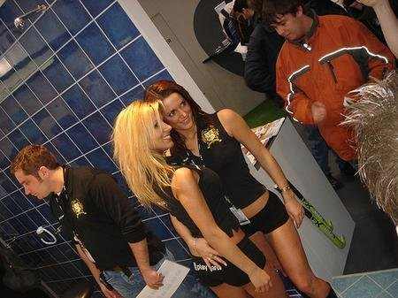 Especial Chicas Cebit 2006 (II)