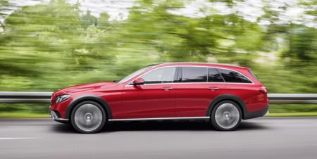 Mercedes-Benz Clase E All-Terrain