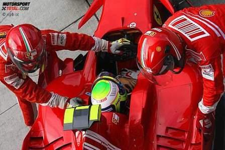 Felipe Massa y su decepcionante quinto: ¿pinchazo o estrategia?