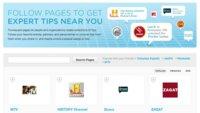 Foursquare pone a prueba su expansión abriendo sus páginas de marca a todos los usuarios