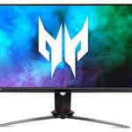 Acer XB283K KV: nuevo monitor gaming con panel IPS, 4K, 144 Hz, HDMI 2.1 y ajuste de iluminación según la luz ambiente