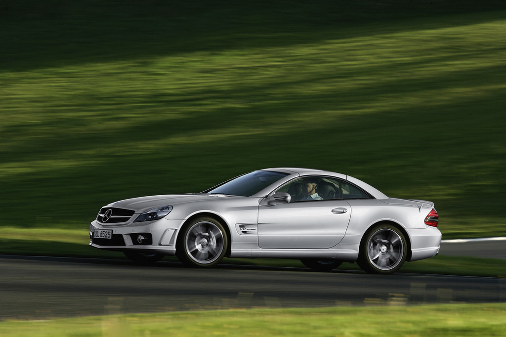 Foto de Mercedes-Benz SL 63 AMG y SL 65 AMG (7/10)