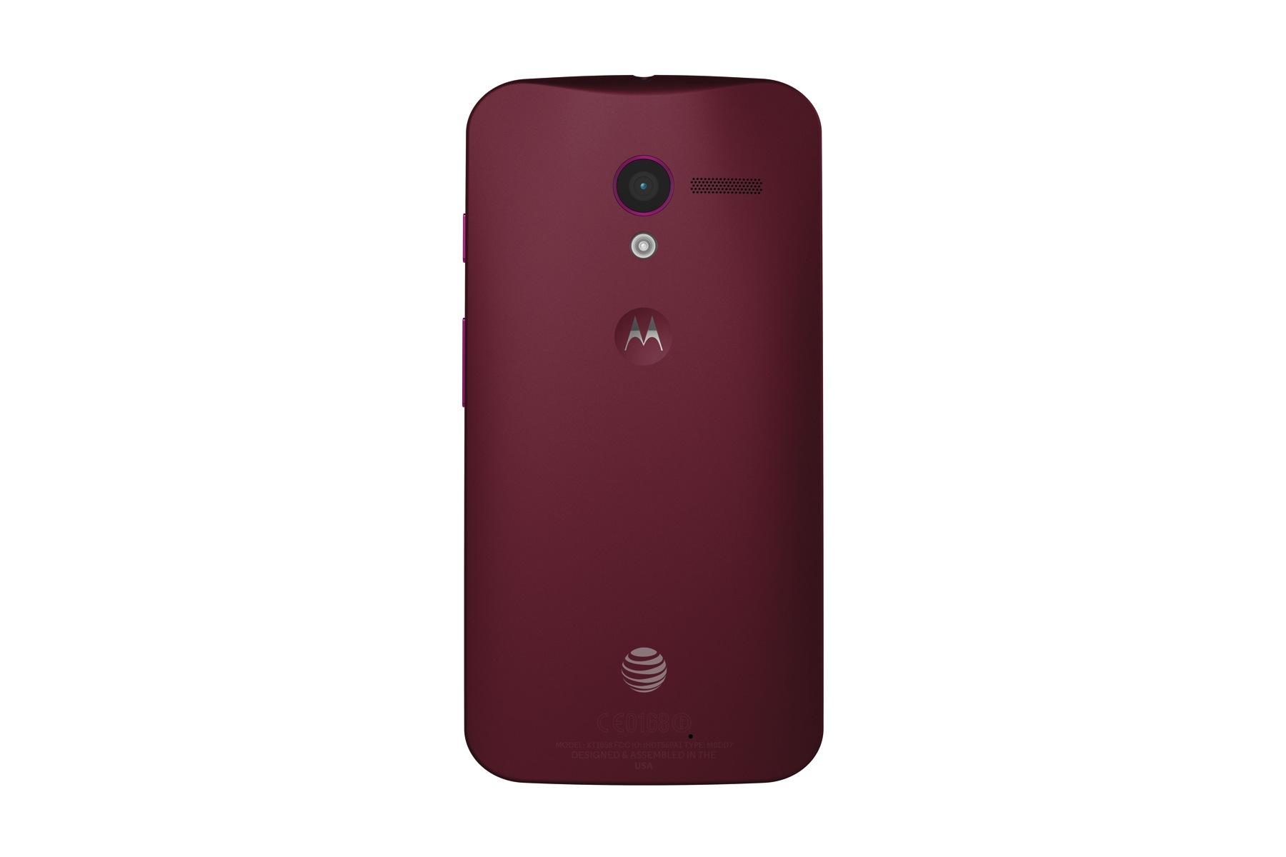 Foto de Motorola Moto X (8/12)
