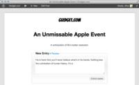 Wordpress.com lanza su propio plugin oficial para cubrir eventos en directo