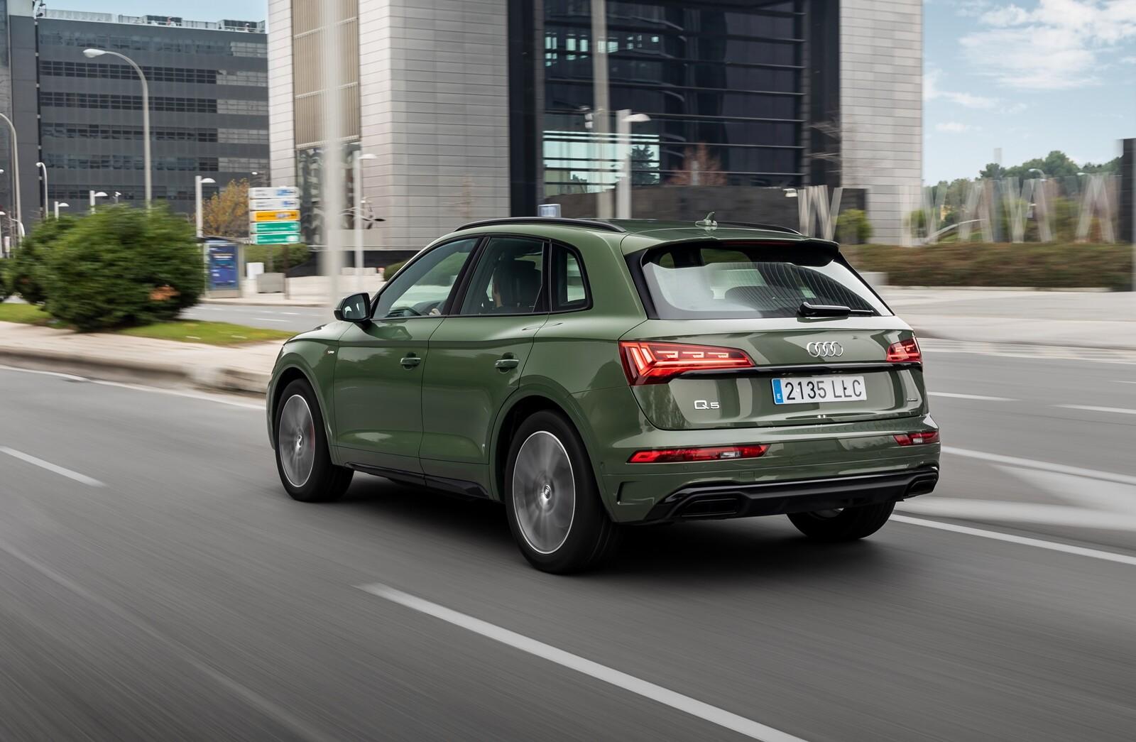Foto de Audi Q5 2020, prueba (26/52)