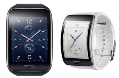 Samsung Gear S confirma su independencia con un teclado software nativo