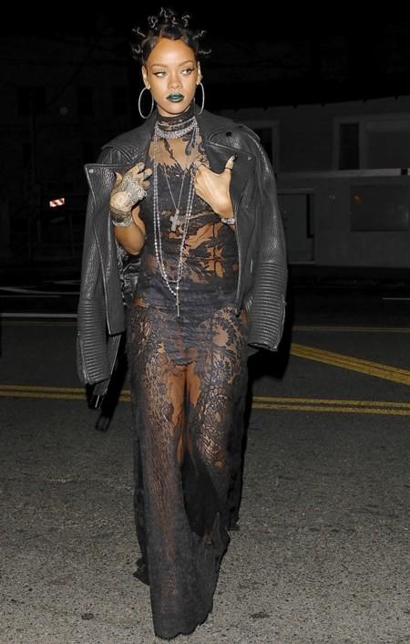 Rihanna de Givenchy