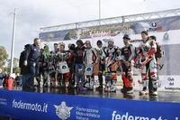 Mauno Hermunen y Andrea Dovizioso vencen en el Sic Supermoto Day (vídeo resumen)