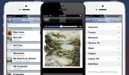 Tunebox, reproduce vía streaming la música almacenada en Dropbox