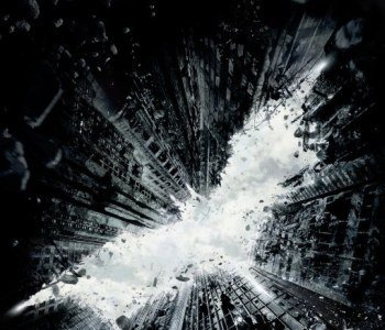 'The Dark Knight Rises', primer cartel