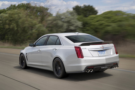 Cadillac Cts V Carbon Black Sport Package
