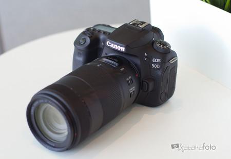 Toma Contacto Canon Eos 90d 1