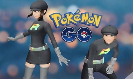 Pokemon GO - Team Rocket