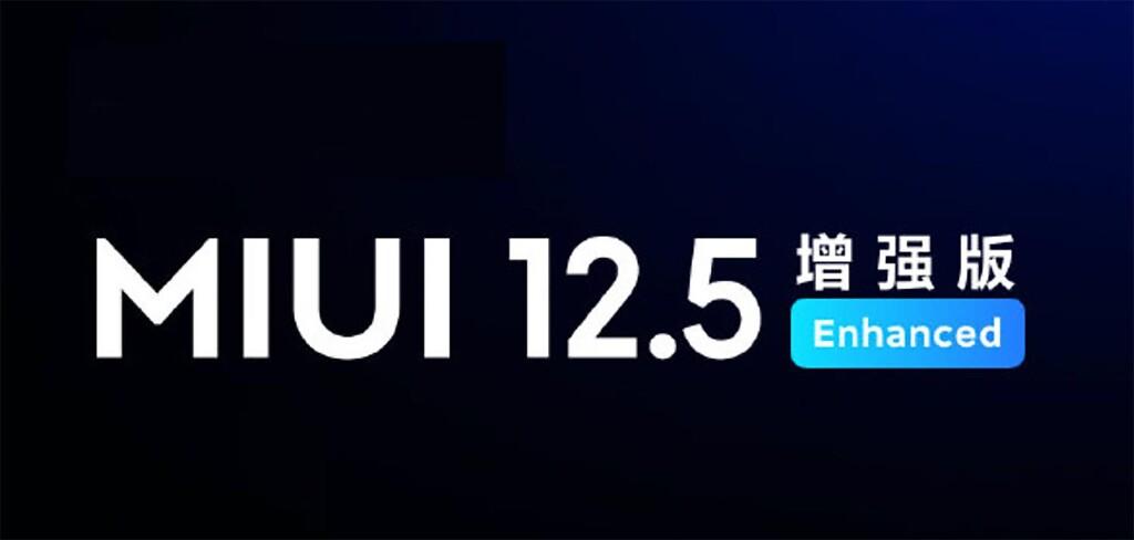 Xiaomi actualiza MIUI 12.5 con una