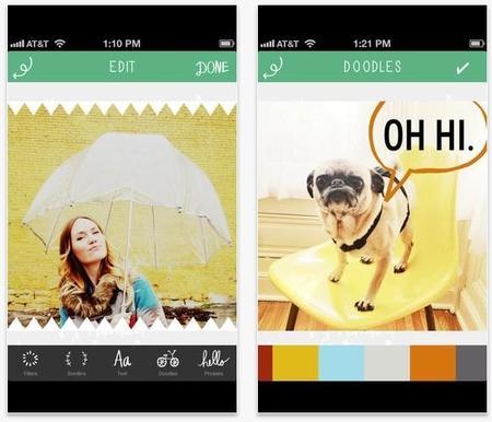 Instagram Fashion App