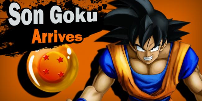 Super Smash Bros Ultimate Goku Rumor 02