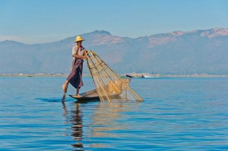 Myanmar: Descubriendo el Lago Inle
