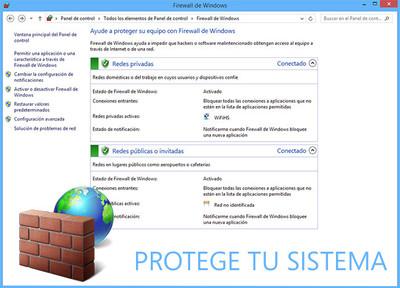 Este es el Firewall de Windows y sus mejores alternativas