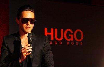 Hugo presenta 'Just Different', su nueva fragancia, en un exclusivo evento en Paris. Mensencia estuvo allí para contártelo