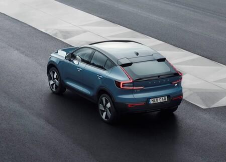 Volvo C40 Recharge 2022 1600 0b