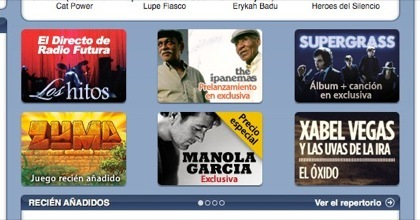 Imagen de la semana: Error en la iTunes Store