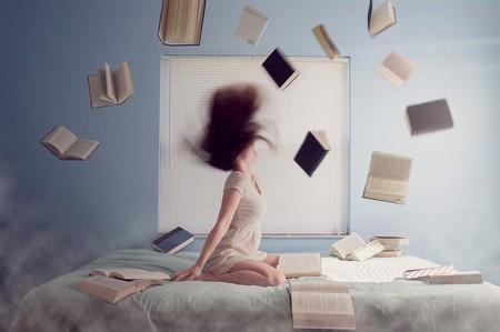 En tu mente pude haber un efecto poderoso y duradero si creces rodeado de libros