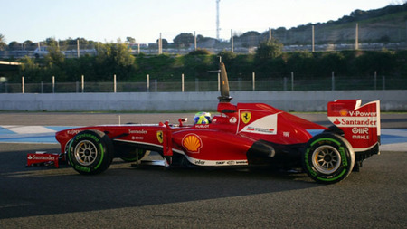 Objetivo Ferrari 2013: ser la referencia desde el primer gran premio