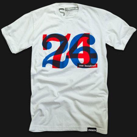 One Hundred T-shirt