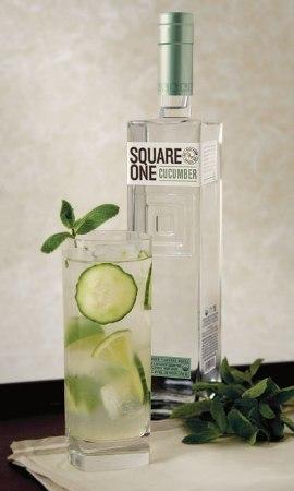 Square nos presenta su nuevo vodka