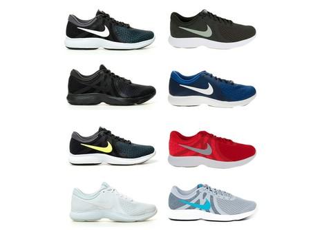 Por 32,95 euros podemos hacernos con las zapatillas Nike Revolution 4 en diferentes colores gracias a eBay